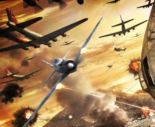 Dominate in World of Warplanes