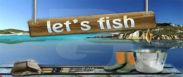 Let's Fish - See if you can net the biggest catch in this Free Facebook Game.