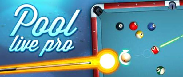 Pool Live Pro - Win big as you hustle your way round the pool halls in this Facebook Game.