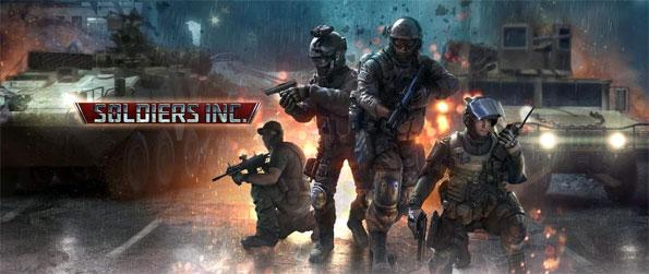 Soldiers Inc - Enjoy a fabulous strategy game full of intrigue as well as raw military power.
