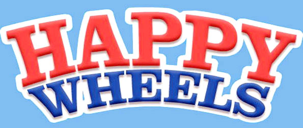 Happy Wheels - Run through lots of levels and ride through or over obstacles.