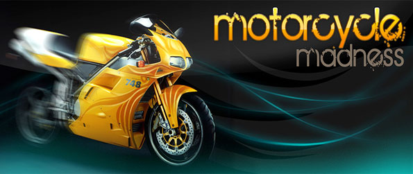 Motorcycle Madness - Take on your friends in a fantastic new racing manager game.