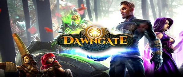 Dawngate - Enter the world of shapers, and battle for control in a stunning new MOBA.