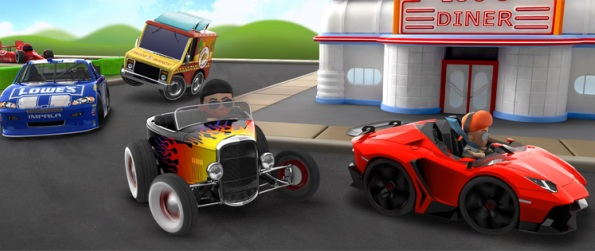 Car Town - Collect Cars & Race With Friends!