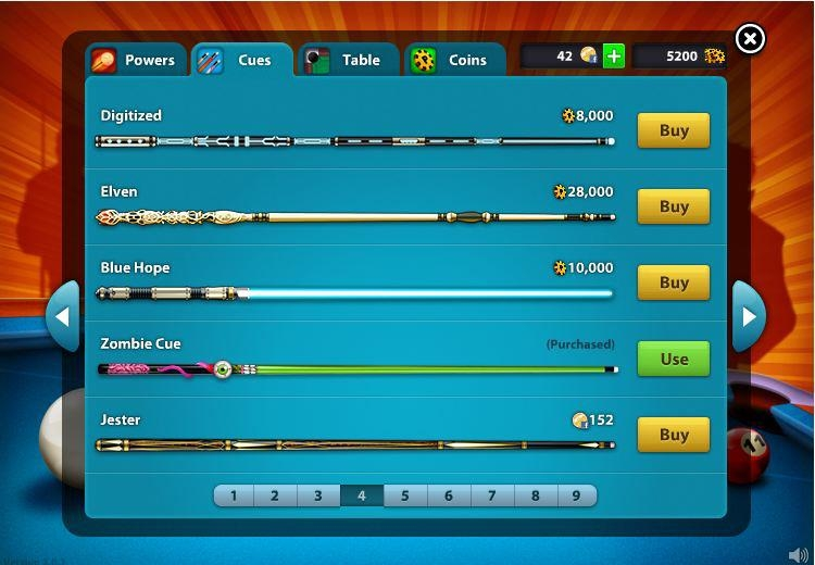 8 ball pool tough games for Pool cues design your own