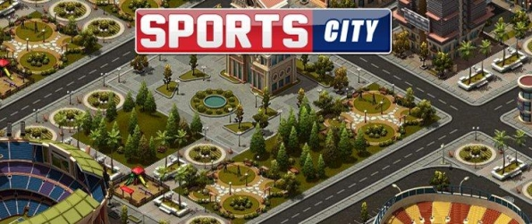 Sports City - Be The Best Sports Director In The World!