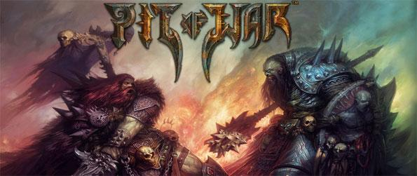 Pit of War - Become a gladiator in the pits, and fight your way to fame and glory.