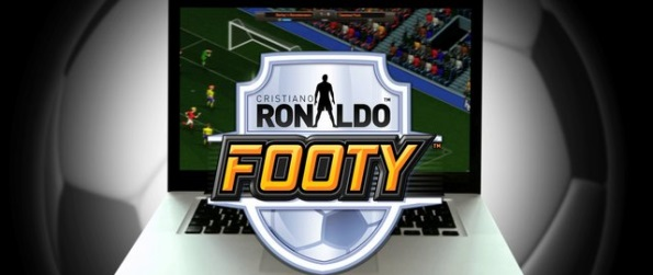 Ronaldo Footy - Show Off Your Football Skills In A Great 3D Game
