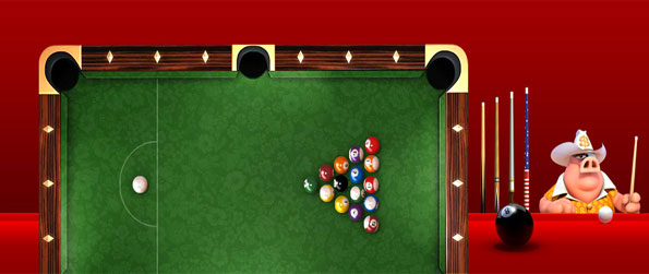 Pool Billiard - Enjoy a fun tournament system in this great pool game.