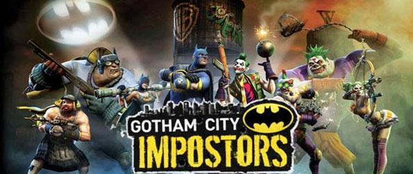 Gotham City Impostors - Become a hero of villain in a wonderful FPS set in a comic version of Gotham City.