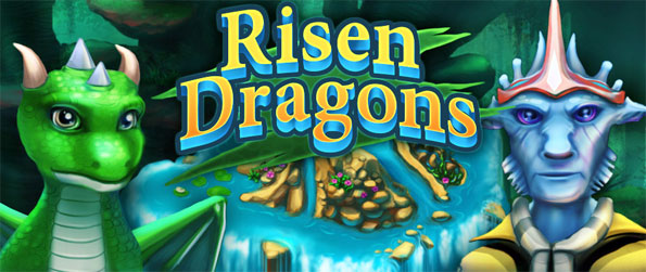 Risen Dragons - Enjoy a fun, quirky and interesting tower defense game.
