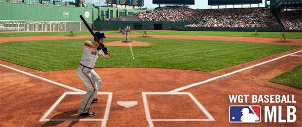 WGT Baseball - Build yourself a major league team in this free Baseball game.