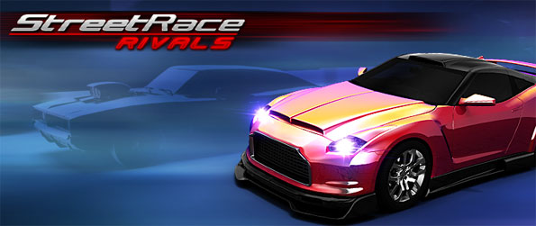 Streetrace Rivals - Drag race against the best the gangs have to offer, and the best players in the world in a cool Facebook Game.