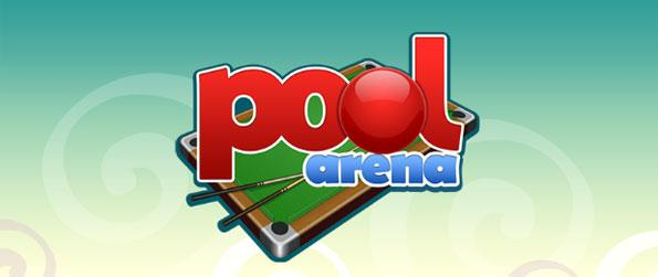 Pool Arena - Enjoy a casual and fun pool game with friends.