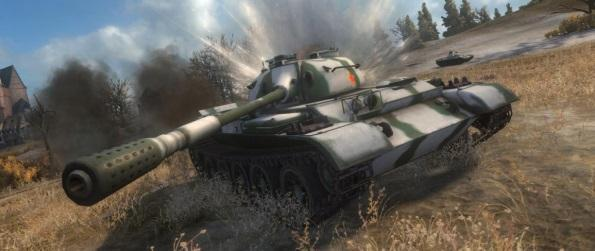 World Of Tanks - Choose Your Tank And Rain Fire On Your Enemies!