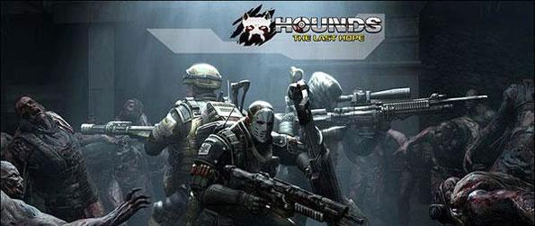 Hounds: The Last Hope - Immerse yourself in a world where what is left of human kind is being hunted, and you and your squad are the only hope in a brilliant MMOFPS.