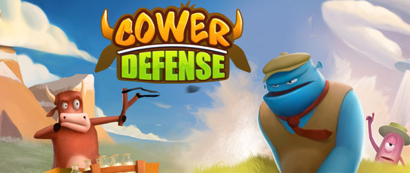 Cower Defense - When you see cows handling milks as weapons, battling aliens to save the world, there is nothing much left for you to see. In this unique Cow versus Aliens themed tower defense game, you are tasked to unite the resistance forces of cows to retrieve their world and fight against invading alien forces.