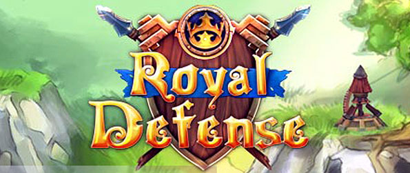Royal Defense - Defend the kingdom from the waves of invading enemies in this exhilarating tower-defense game.