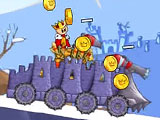King's Rush Mobile Fortress