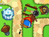 Bloons Tower Defense 5 Tower Units