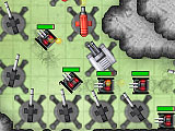 Warzone Tower Defense Enemy Flanks