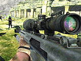 Ghost Team Shooter Great Weapon Selection