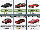 Car Collection in Auto Hustle