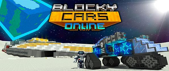 Blocky Cars - Enjoy a unique 3D multiplayer shooter game as you create your own fighting unit to put into battle.