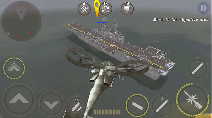helicopter spiele
