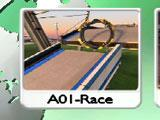 TrackMania Nations Forever Select Course