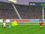 Aiming your kick in Football Tricks